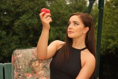I have here an Apple