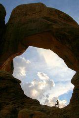 I. in the sky