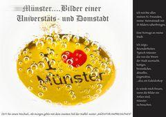 I like Münster    (in Kürze geht es weiter mit dem 2. Teil meiner Staffel).........