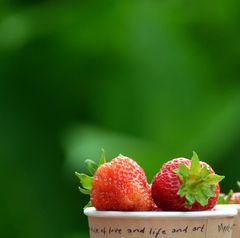 I like strawberries