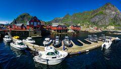 Å i Lofoten ...