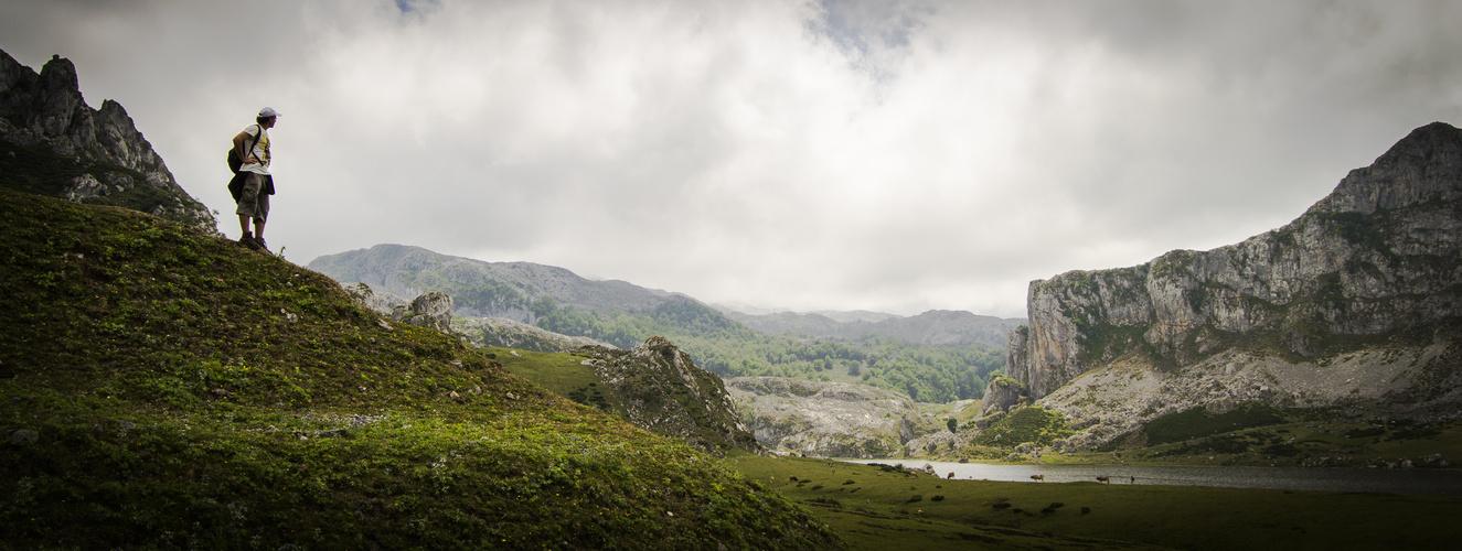 I love Asturias
