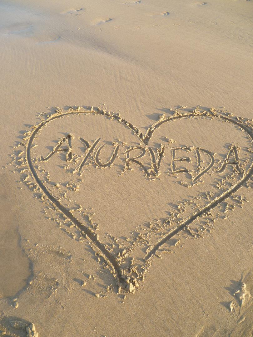 I love Ayurveda
