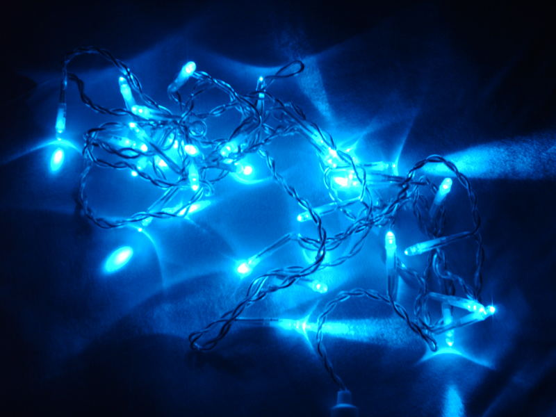 I love bluelight!!!! ^-^