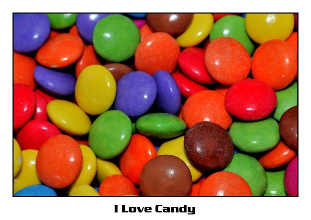 I Love Candy *