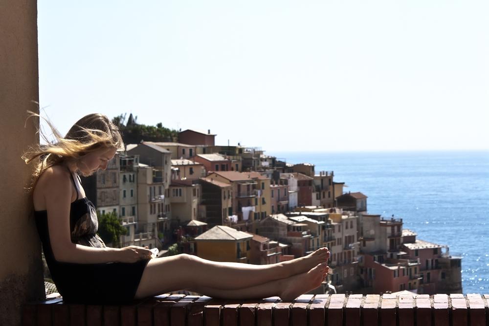 I LOVE Cinque Terre