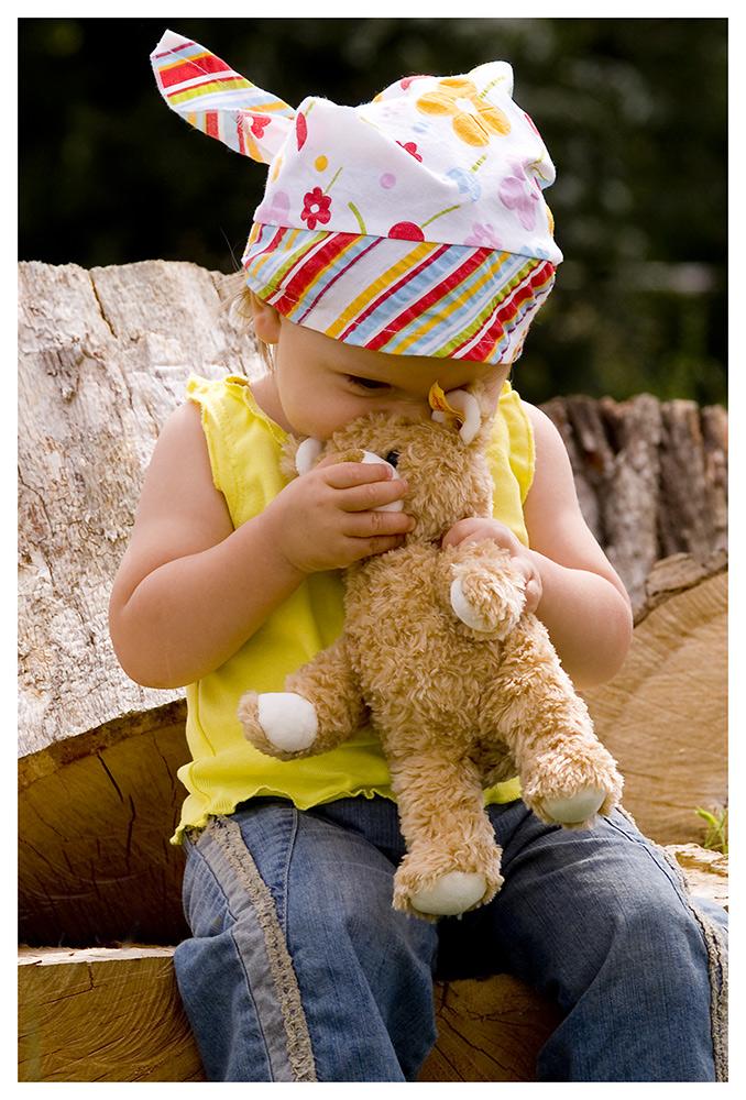 ...I love mean teddy !