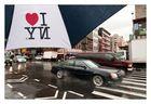 I Love NY - auch bei Regen