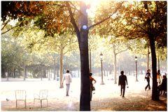 I love Paris in the Fall...