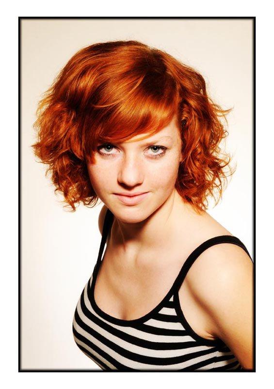 I Love Rote Haare Foto Bild Portrait Selbstportraits