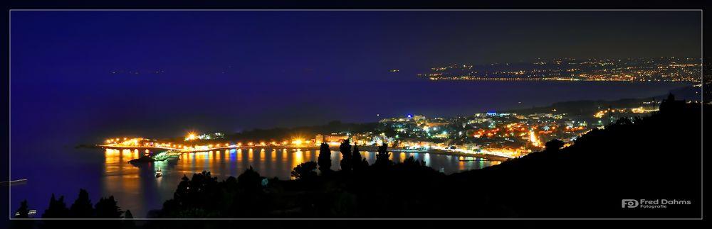 I love Taormina