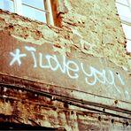 ***i love you***hinterhofromantik berlin***