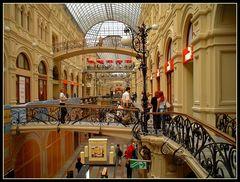 I magazzini GUM..... Mosca