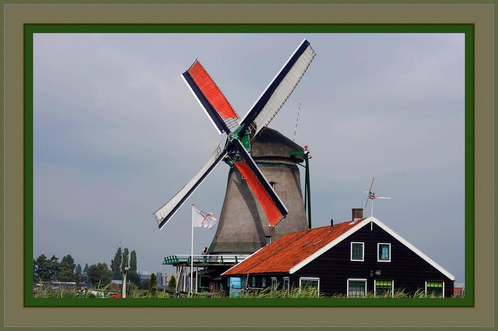 I Mulini in Olanda