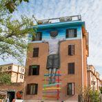 I murales alla Biennale