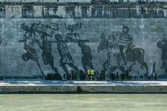I murales di Kentridge
