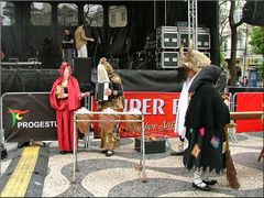 I musicisti e la strega