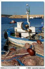 I pescatori riposano