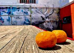 I primi mandarini….