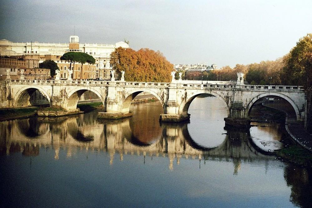 I riflessi di Roma