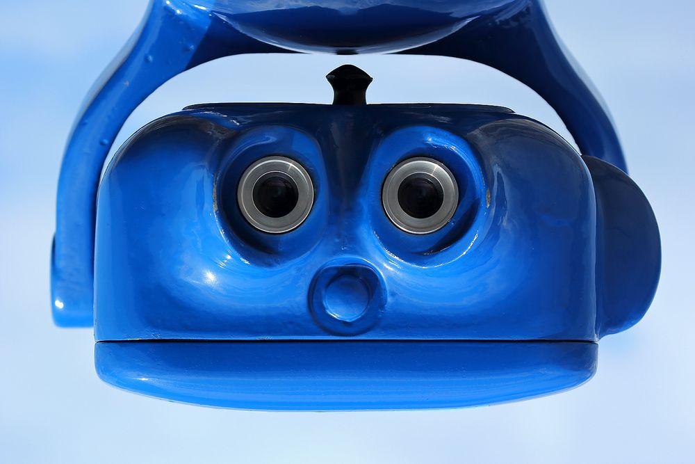 I, Robot...!