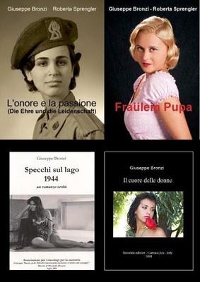 I romanzi di Giuseppe Bronzi