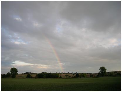 i see the rainbow in the sky - kein c+a, 05 - einfach ein Regenbogen ...