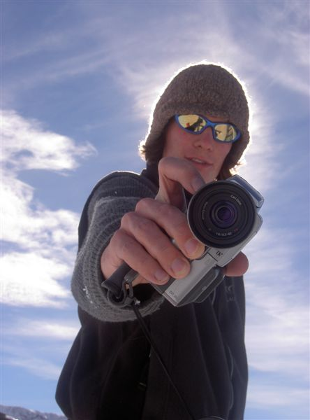 I shoot the FOTOGRAPHER...