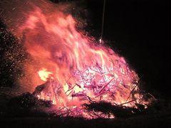 I still burn