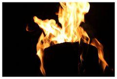 I take you to burn...