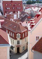i tetti di Tallin