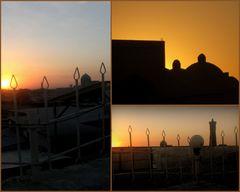 ...I tramonti di Bukhara...