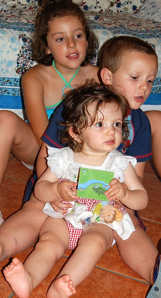 I tre nipotini italiani