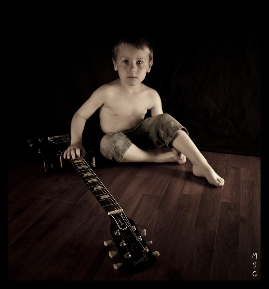 I wanna be a Rock Star !