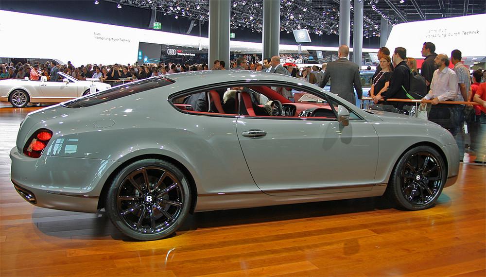 IAA 2009 - Bentley