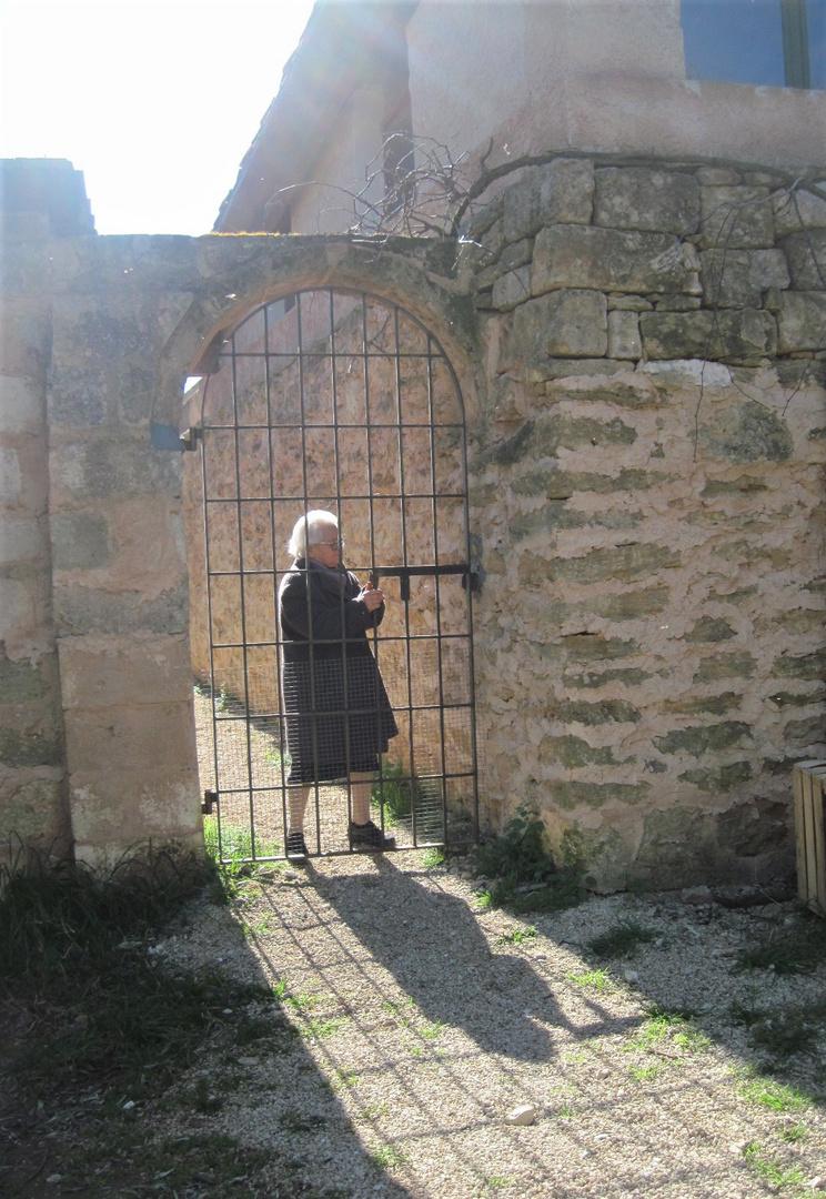 IAl cancello
