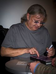 Ian Paice without drums