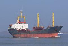 Iberia / General Cargo -Schiff