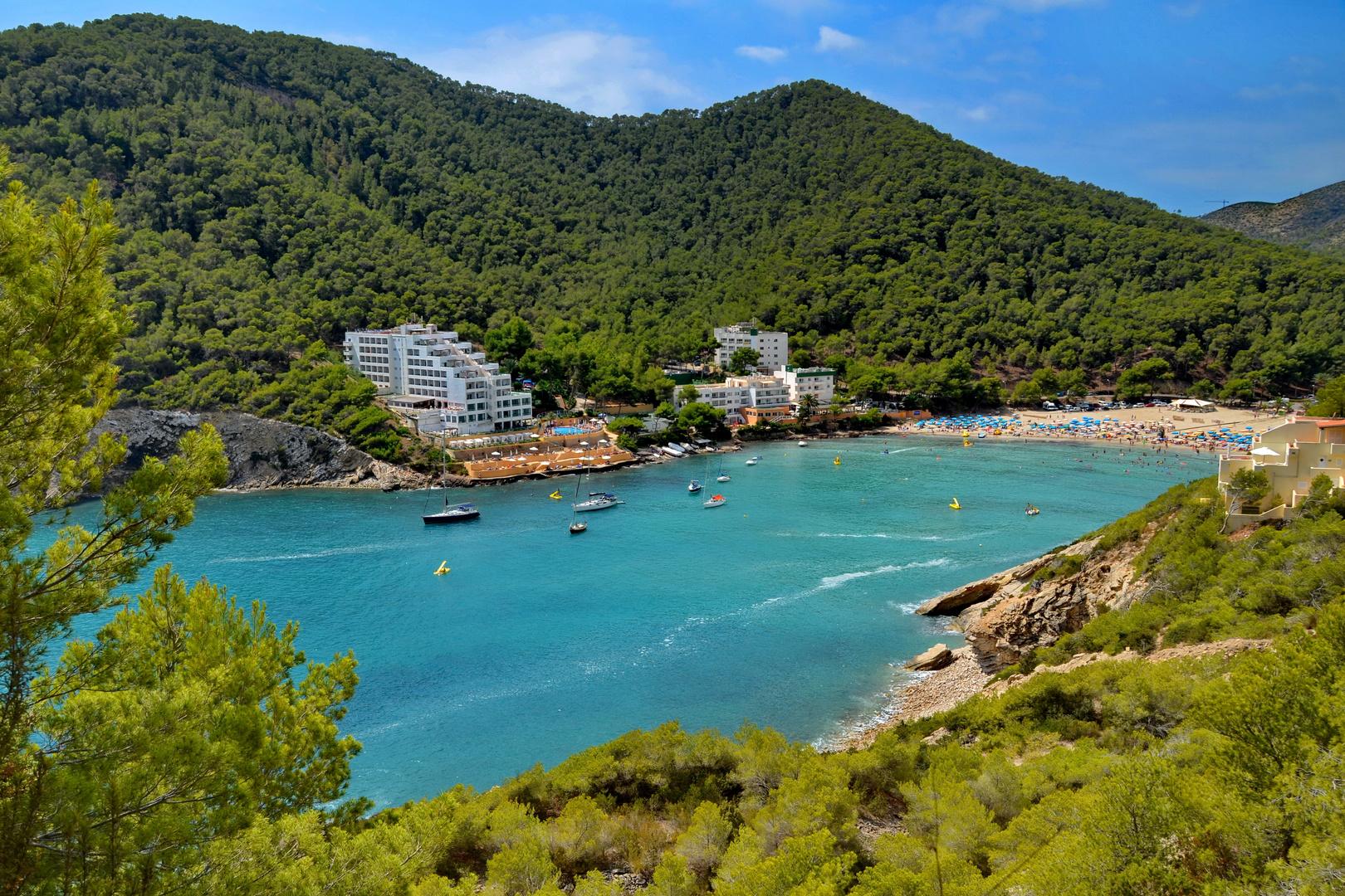 Ibiza, Cala Llonga