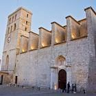 Ibiza / Die Kathedrale Santa Maria de las Nieves