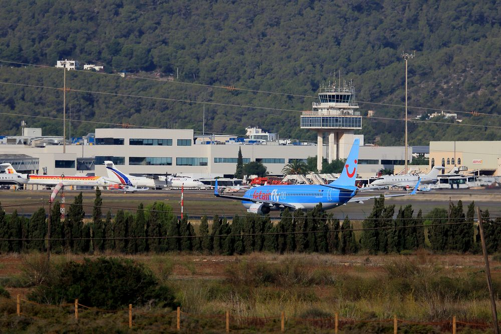 Ibiza Flughafen