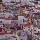 Ibiza / La Marina in der Dämmerung