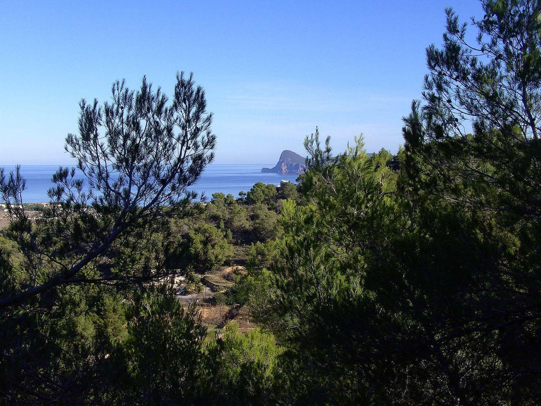 Ibiza, Serra Murta, Vista al Cabo Nono