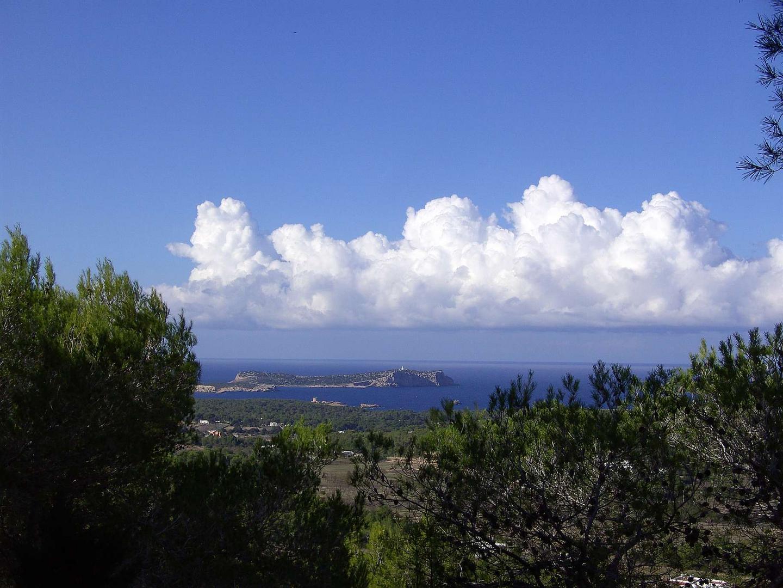 Ibiza, Serra Murta, Vista al Isla Conejera