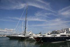 Ibiza Stadt - Yachthafen