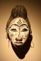 Ibo-Yoruba Maske