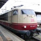 IC 118 mit 103 245-7 von Ulm Hbf bis Stuttgart Hbf