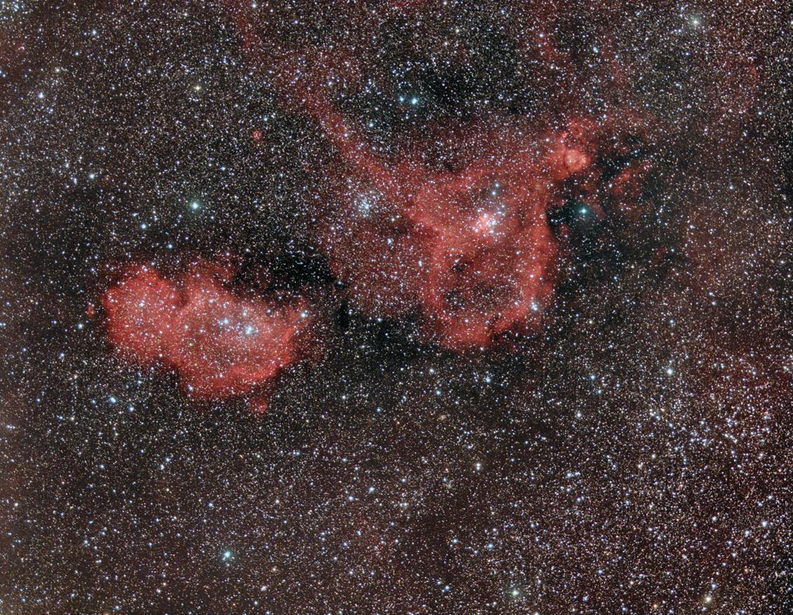 IC1805 und IC1848