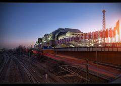 ICC Sunset HDR