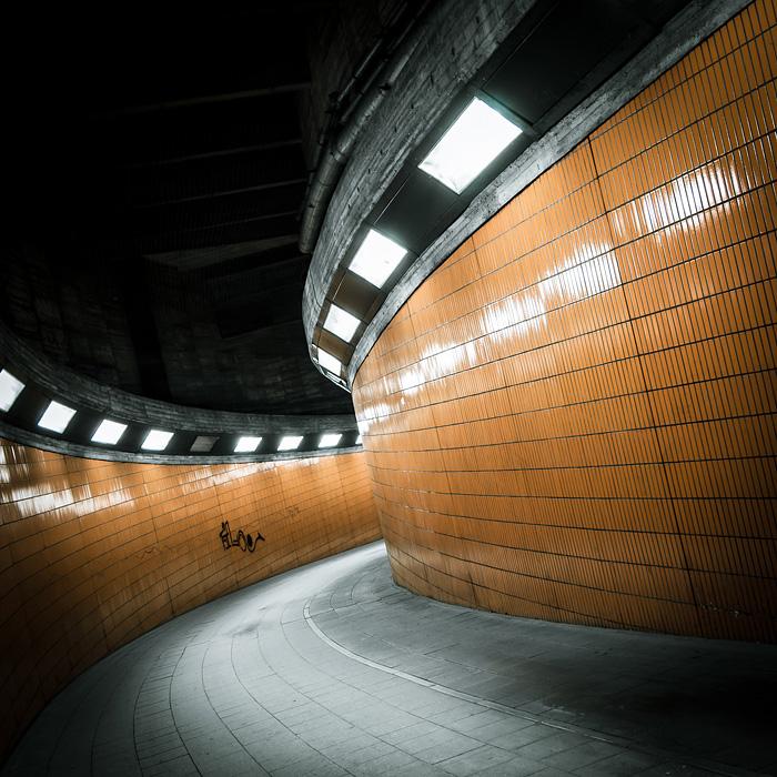 ICC tunnel